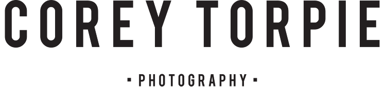 Corey Torpie Photography Blog logo